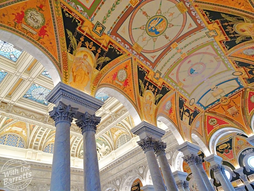 Ceiling - Library of Congress