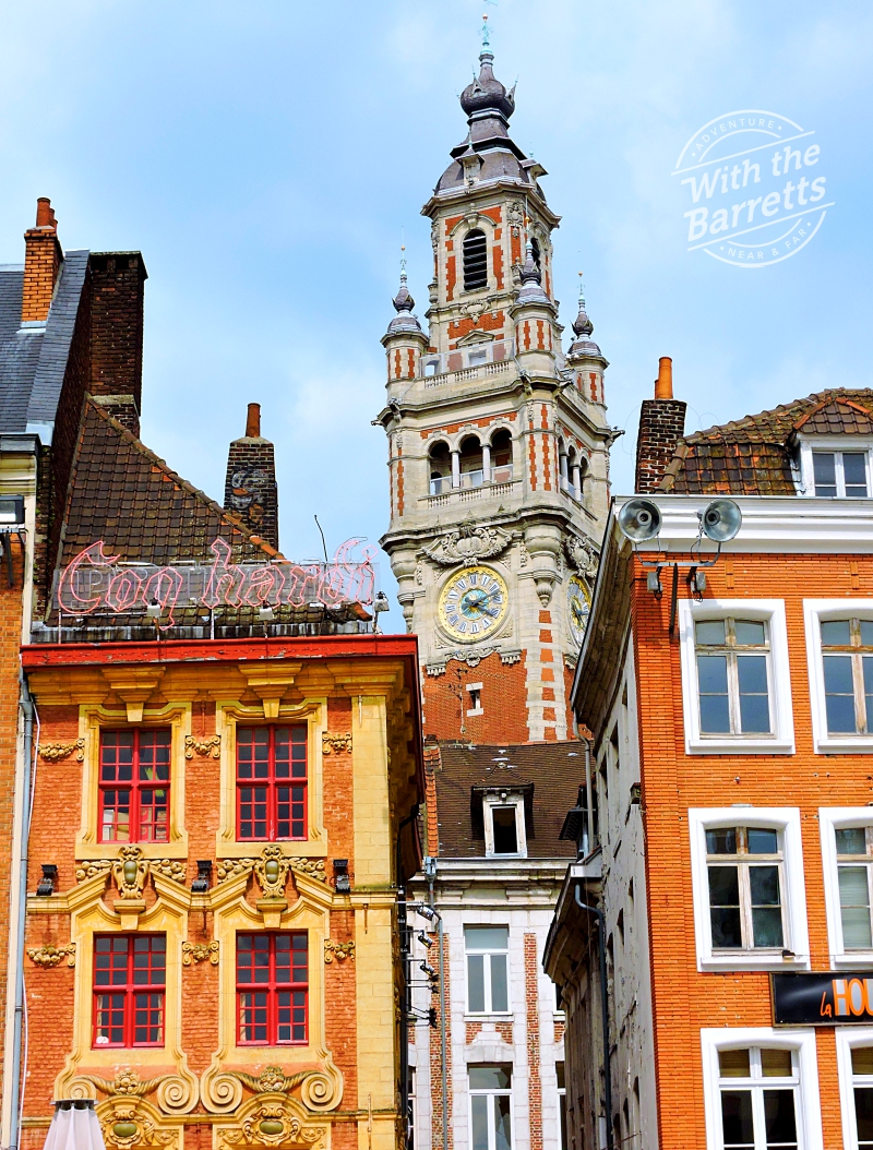 Tower in Lille