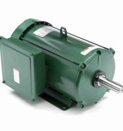 141311 00 10hp leeson grain dryer cent fan motor 1 [ 3000 x 3000 Pixel ]