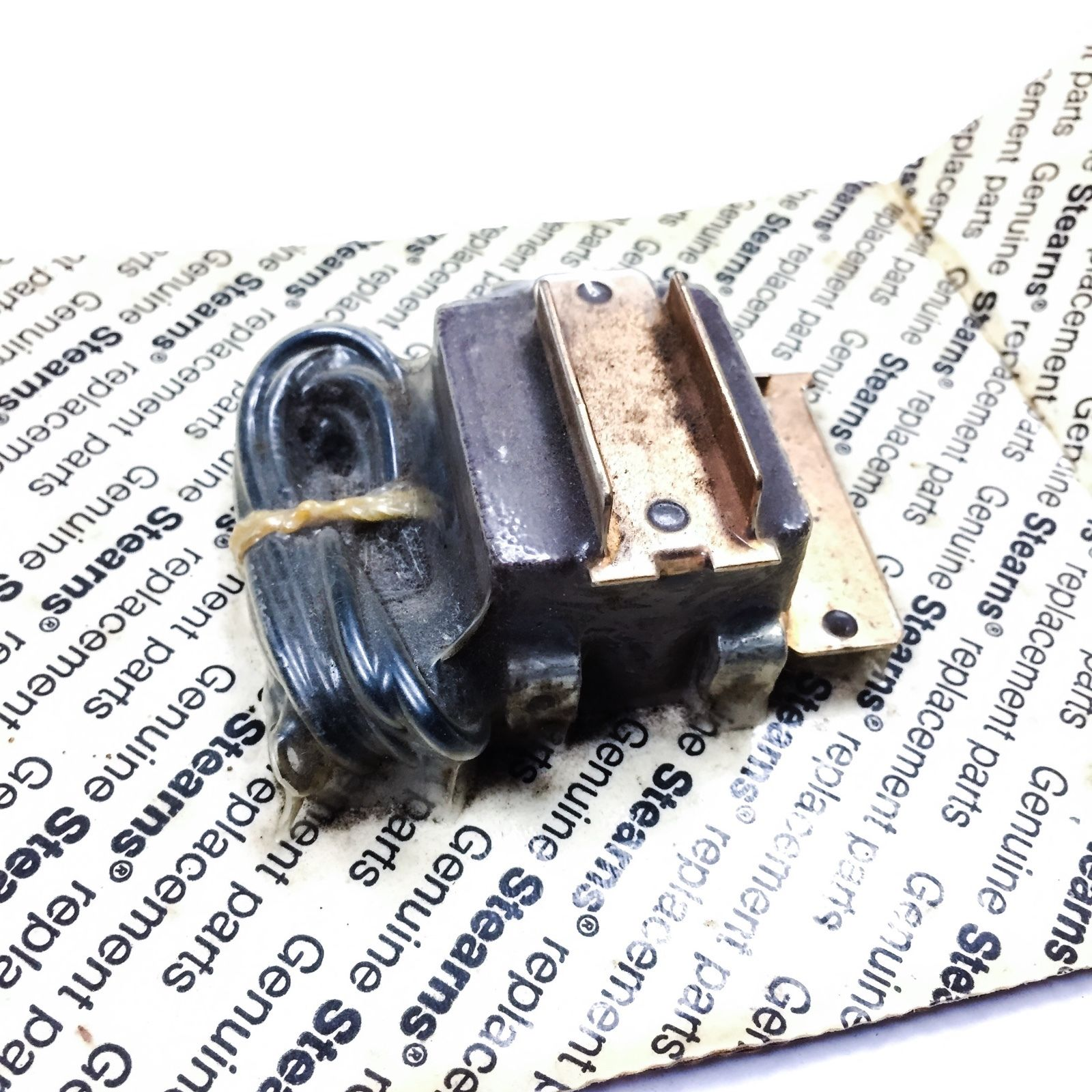stearns brake wiring diagram tahoe parts 61423061 coil kit
