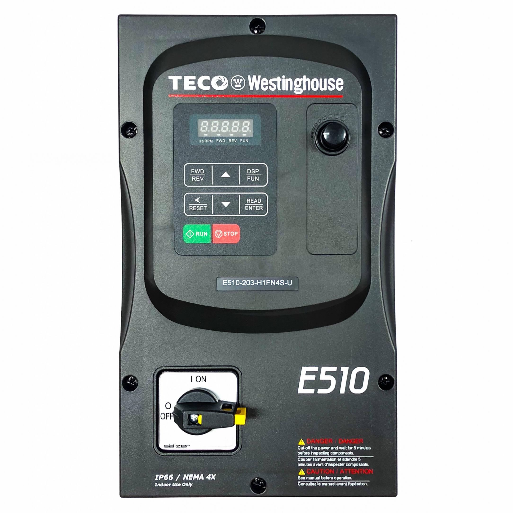 Teco Westinghouse E510