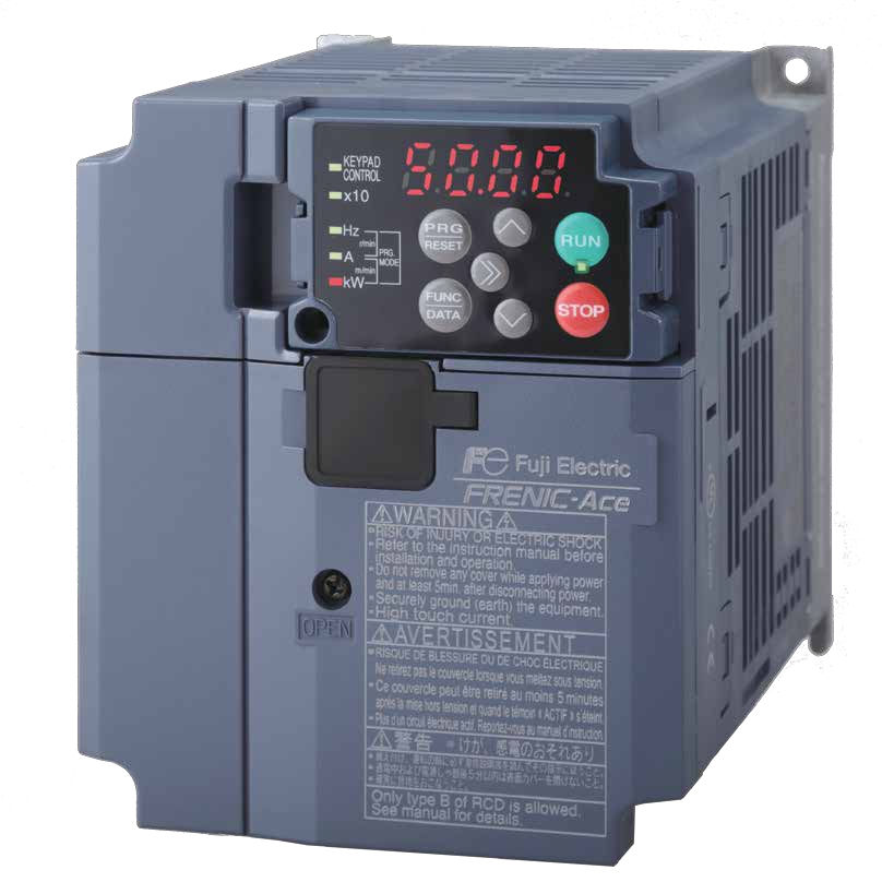 medium resolution of  frn0006e2s 4gb 3 hp fuji frenic ace variable frequency drive vfd 6