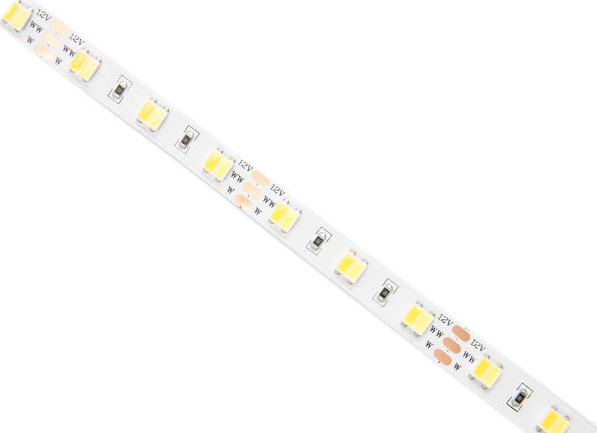 Dual Color CCT Adjustable White Warm White