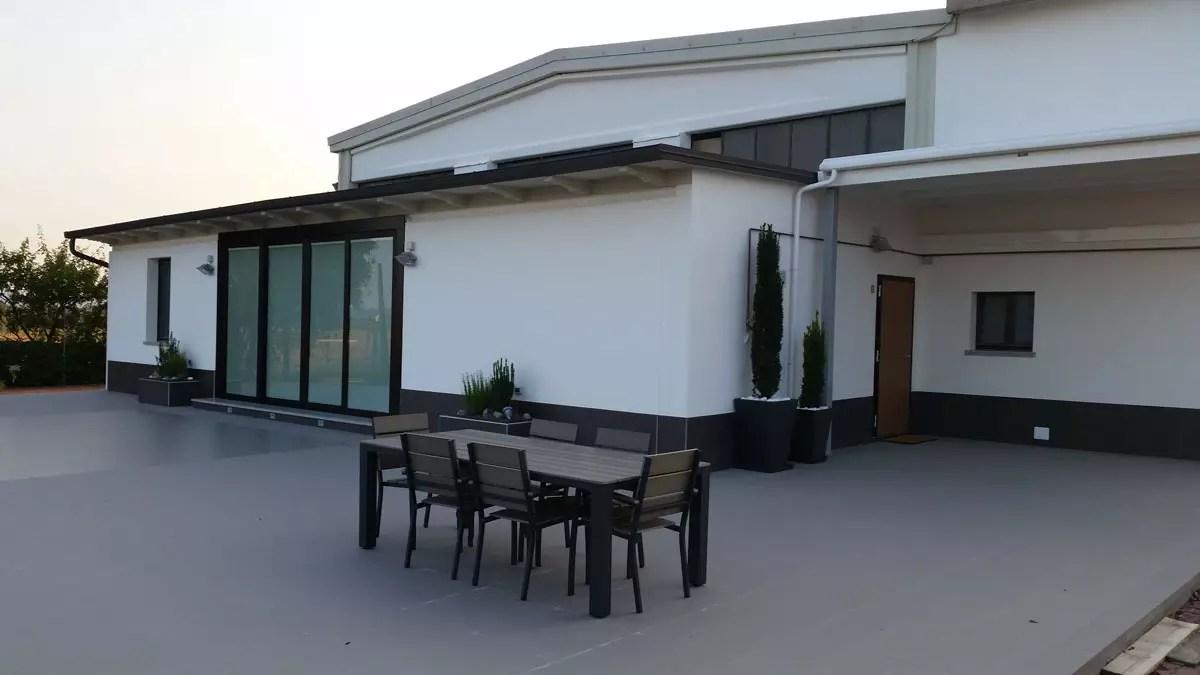 Finestre e serramenti fabrizio srl - Porte e finestre modena ...