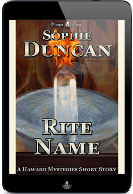 Rite Name – A Haward Mysteries Short Story