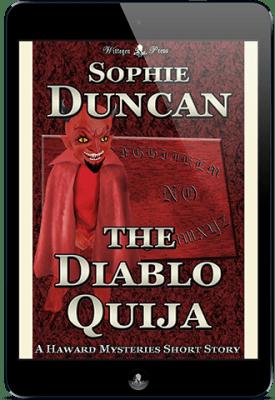 The Diablo Ouija (Haward Mysteries Short)