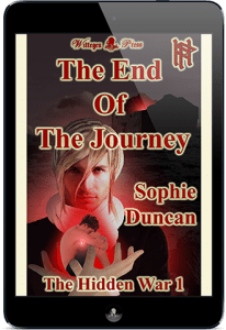 The End of The Journey by Sophie Duncan