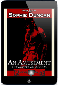 The Vampire's Concubine - An Amusement by Sophie Duncan