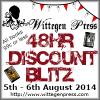 Wittegen Press 48hr Discount Blitz (5th/6th August 2014)