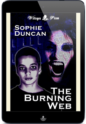 The Burning Web – A Ghost Story