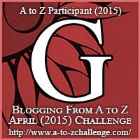 AtoZ Challenge 2015 Wittegen Press G