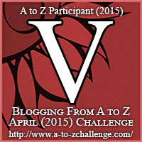 AtoZ Challenge 2015 Wittegen Press V