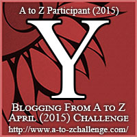 AtoZ Challenge 2015 Wittegen Press Y