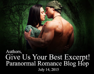 Paranormal Romance Blog Hop