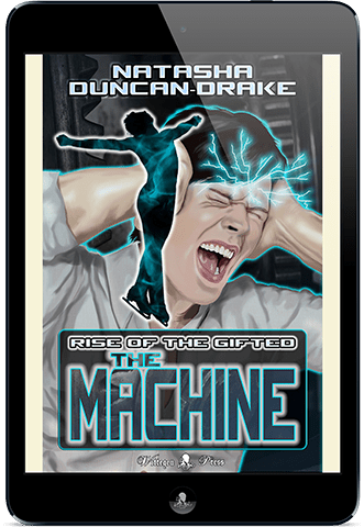 The Machine (Rise of the Gifted) Figure Skating Romance