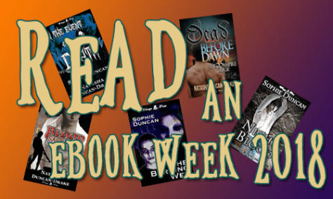 Read an eBook Week 2018
