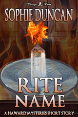 Rite Name by Sophie Duncan
