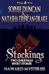 Stockings by Sophie Duncan and Natasha Duncan-Drake