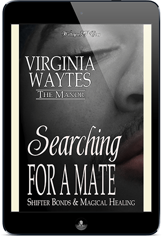 Searching for a Mate: Shifter Bonds & Magical Healing (The Manor #11)