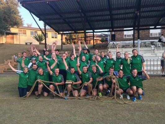 Wittenberg Jugend Tauziehn Champions 2017