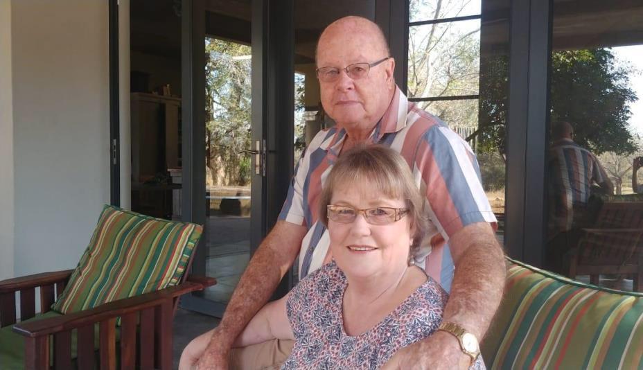 Werner und Sylvia Paul