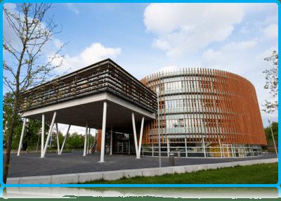 Wittenborg's Undergraduate Centre at the Aventus Campus in Apeldoorn