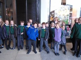 Year 4, 5 and 6 Royal Opera House and Greenwich Park Trip[4]
