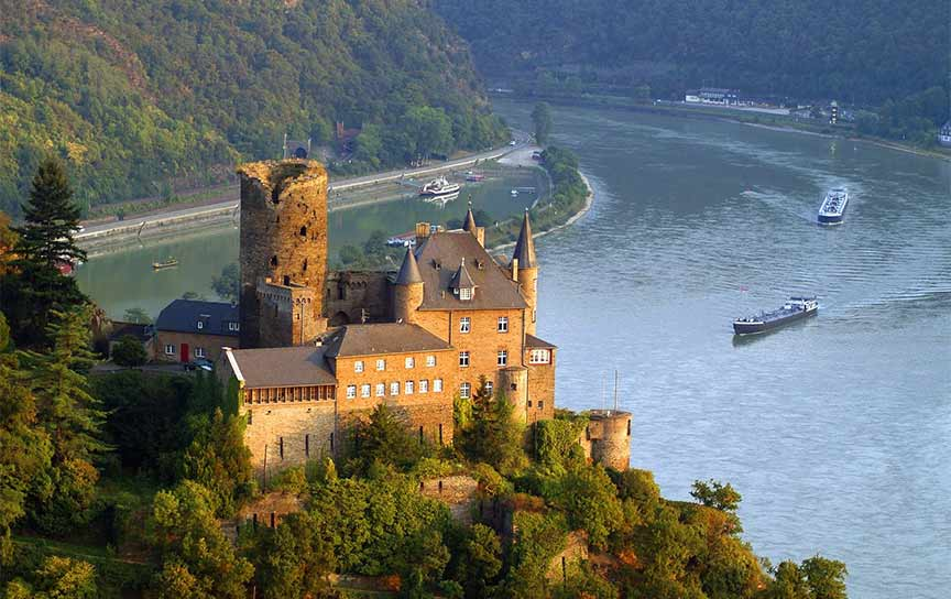 Highlights of a Rhine River Cruise