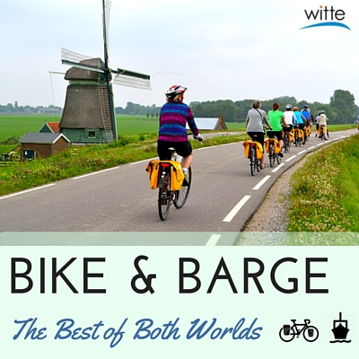Bike and Barge Tours: The Best of Both Worlds