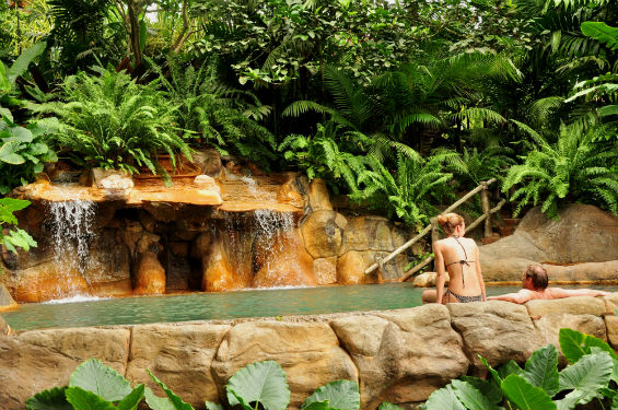 Central American Hot Springs