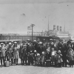 AADAS The Dutch Emigration to North America