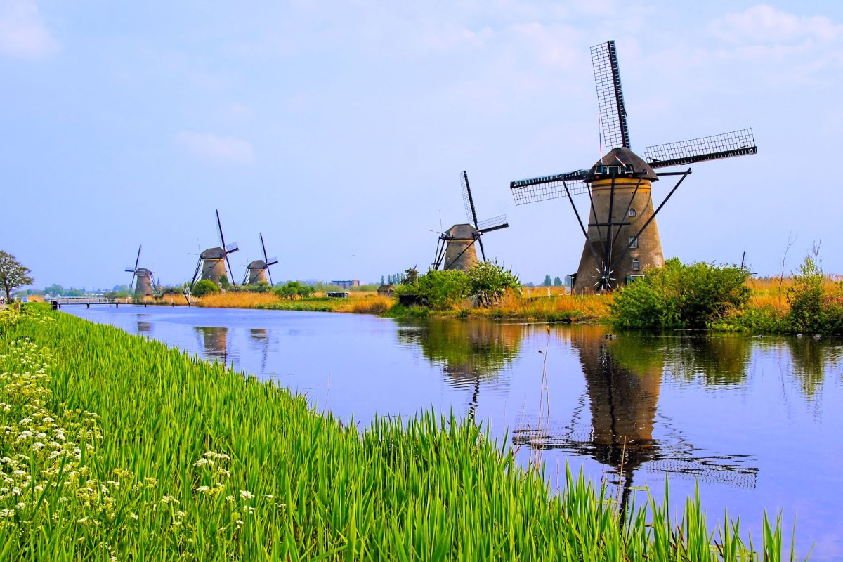 The Netherlands by Bike & Barge