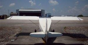 Wittman Tailwind Rear