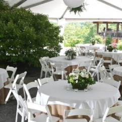 Wedding Tables And Chairs For Rent Reupholster Chair Cushion Diy Witt Rental Norwalk Oh Tent Table Weddings More