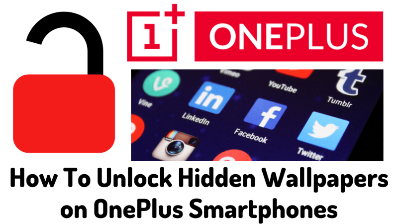 How To Unlock Hidden Wallpapers on OnePlus Smartphones