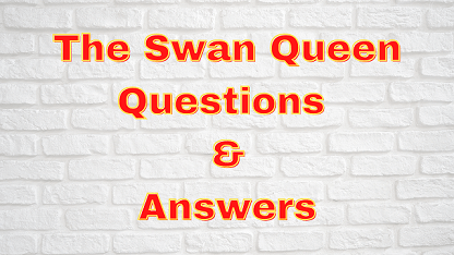The Swan Queen Questions & Answers