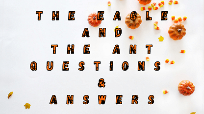 The Eagle And The Ant Questions & Answers