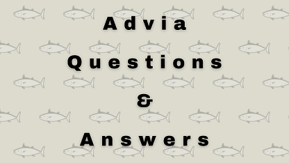 Advia Questions & Answers