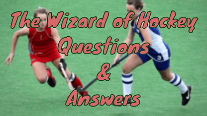 The Wizard of Hockey Questions & Answers