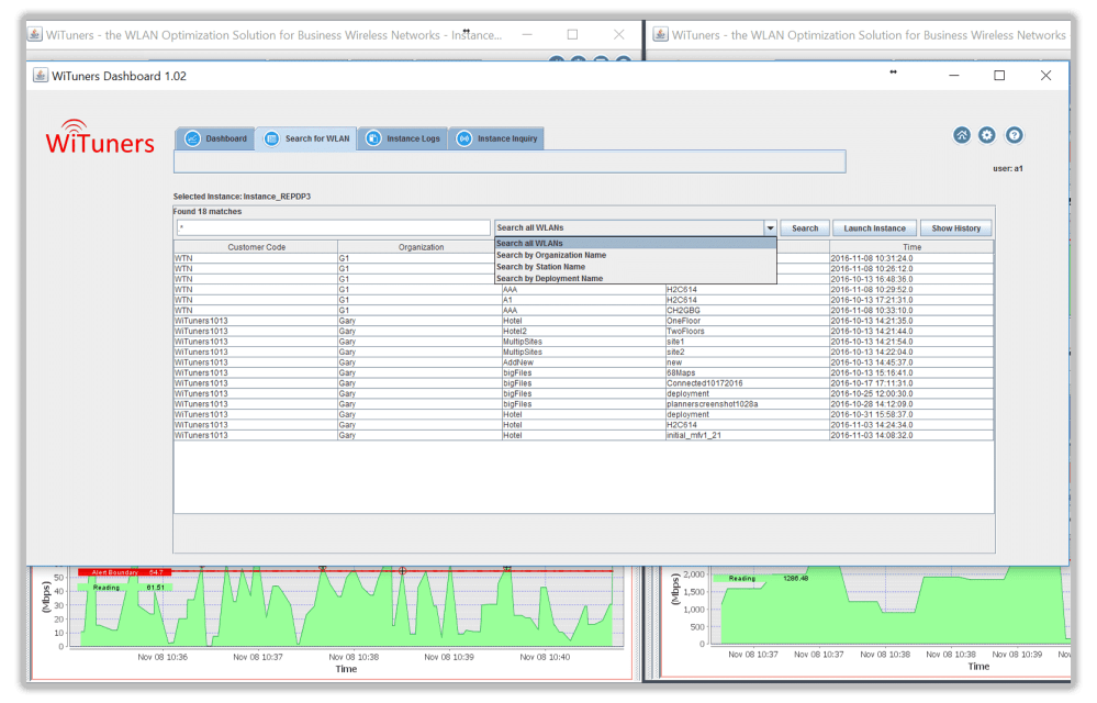 medium resolution of  track history for wireless network configuration