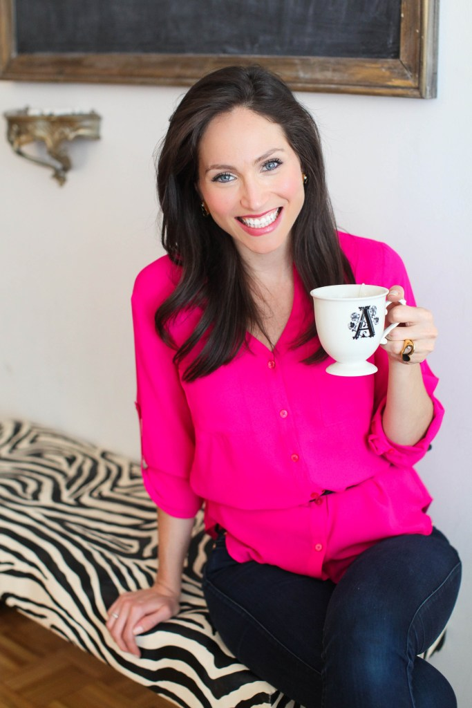 A Q&A With Be Well With Arielle's Arielle Haspel I wit & whimsy