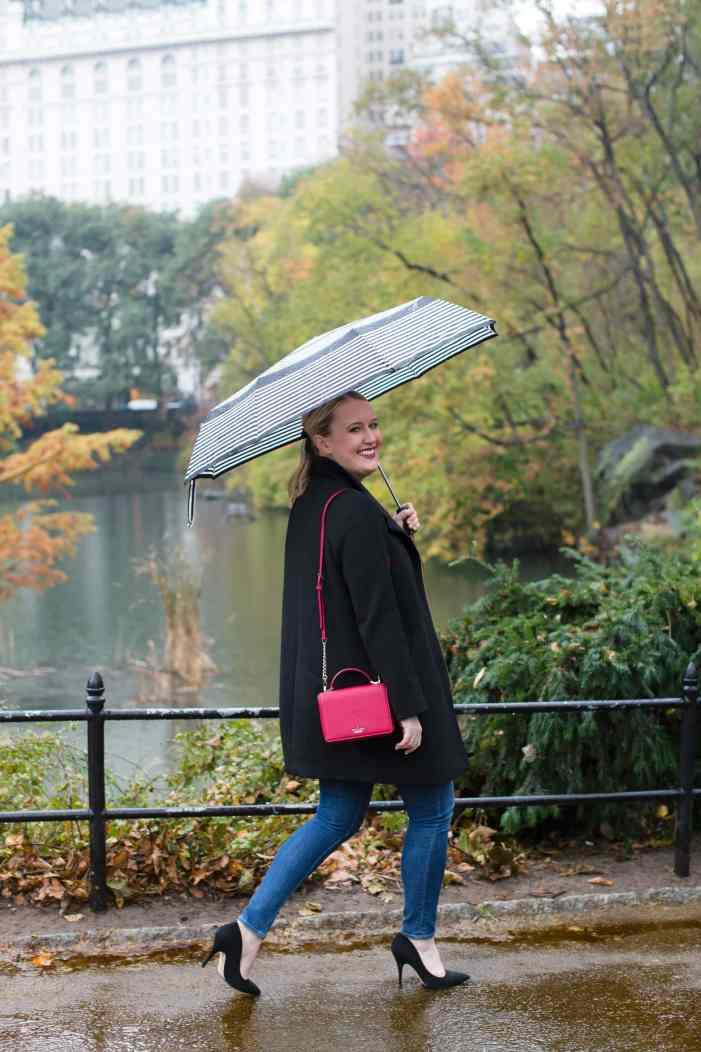 Rainy Day Style in New York City