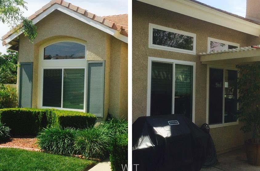 Riverside California windows