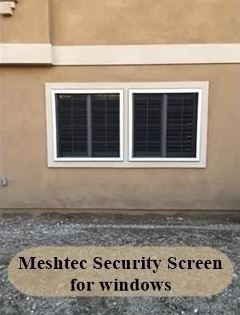 MESHTEC WINDOW SCREEN