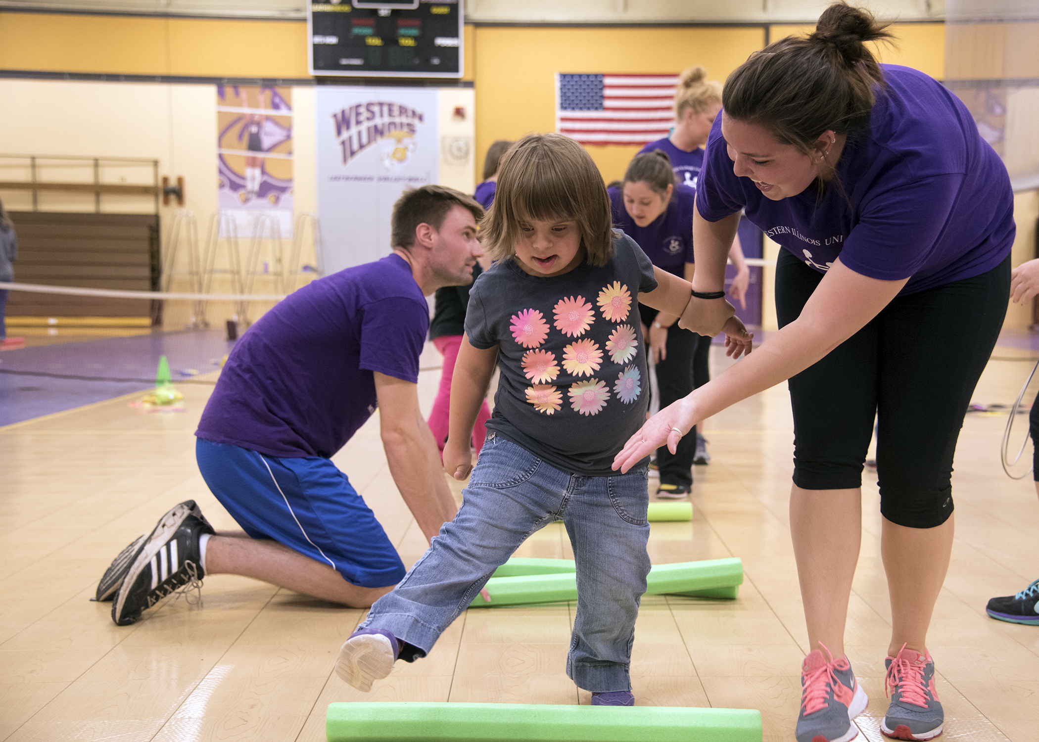 Wiu Adapted Physical Activity Motor Clinics For Special Ed