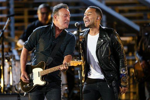 Bruce Springsteen, John Legend_214922