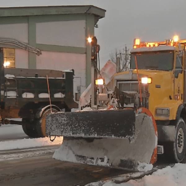 Erie County Snow Plow_221131