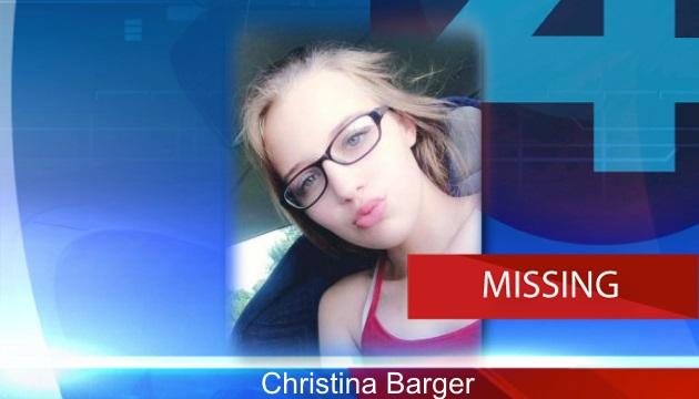 christina barger missing_535835