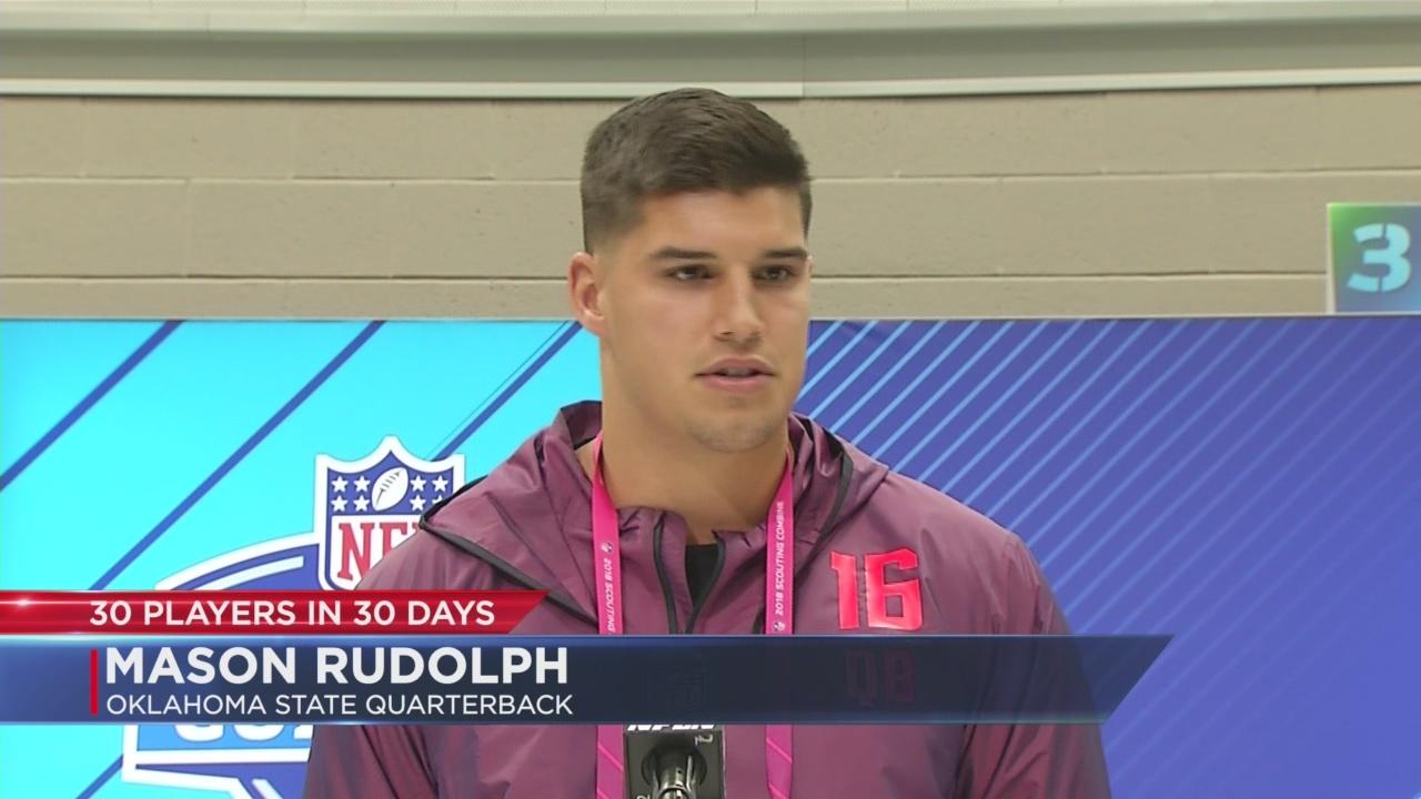 30 in 30: Mason Rudolph