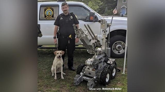 Police Dog Heat Death_1535229104054